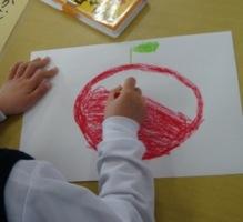 小学校で初めての図工の授業_c0052304_7342133.jpg