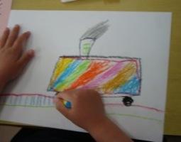 小学校で初めての図工の授業_c0052304_7343472.jpg