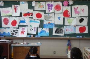 小学校で初めての図工の授業_c0052304_7352030.jpg