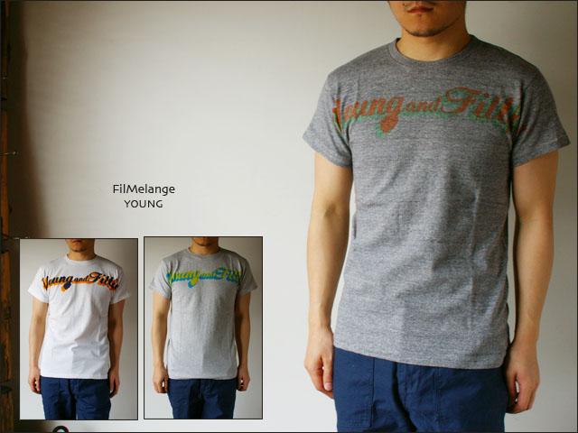 Filmelange[フィルメランジェ] YOUNG [半袖Tシャツ]  _f0051306_19212610.jpg