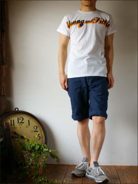 Filmelange[フィルメランジェ] YOUNG [半袖Tシャツ]  _f0051306_19214336.jpg