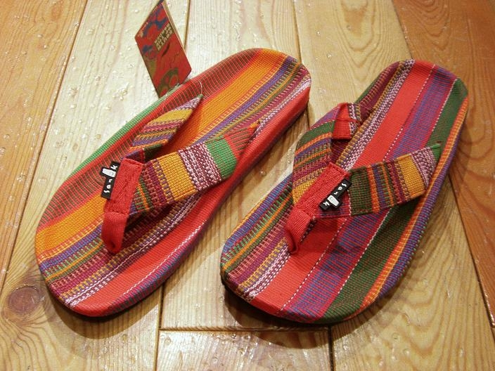 Sanuk(サヌーク) Men\'s Beach-Sandal _f0191324_251365.jpg