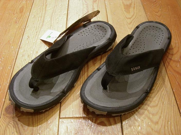 Sanuk(サヌーク) Men\'s Beach-Sandal _f0191324_254214.jpg