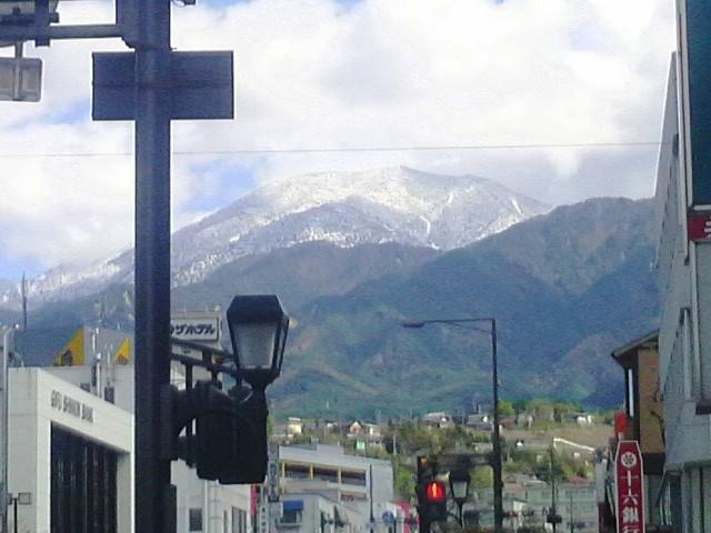 三度…雪景色_f0151639_1491458.jpg