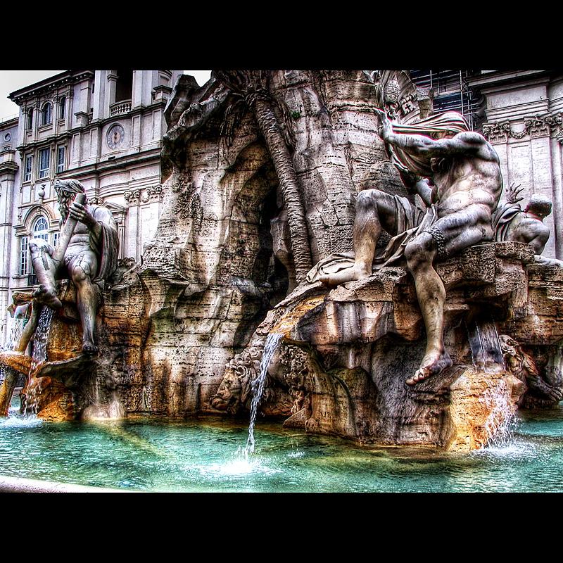 イタリアの世界遺産を巡る旅 part.5「ナヴォーナ広場」_c0214542_10185.jpg