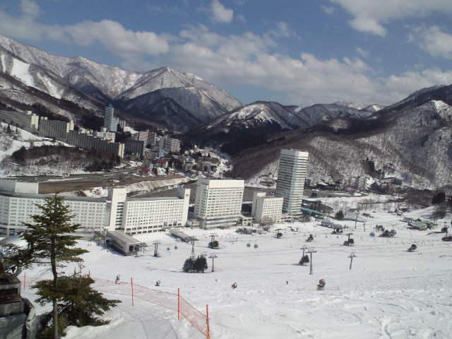 昭和40年   苗場スキー場_c0151965_14492860.jpg