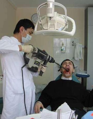 歯医者さんこわいです。  けんじ_b0048882_0304412.jpg