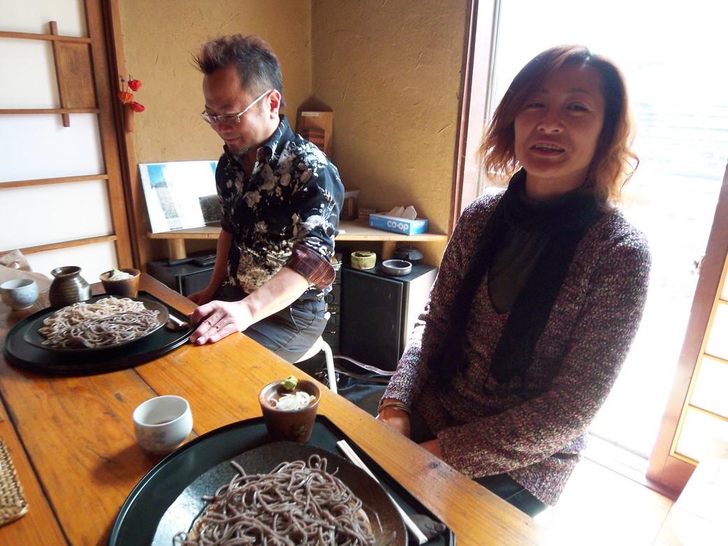 蕎麦の名店、札幌西野の雨耕庵_c0180686_182657.jpg