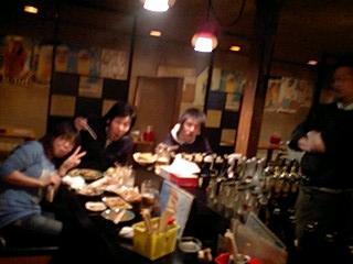 文集委員会おつかれさん会_f0202120_8175741.jpg