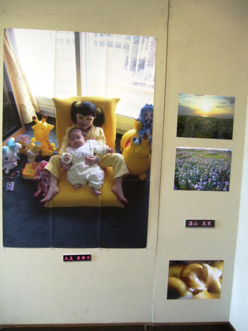 1271) 資料館 「ぽんち展 7 ~黄色い写真展~」 4月13日(火)~4月25日(日)  _f0126829_18431867.jpg