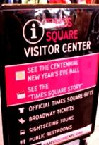 タイムズ・スクエアの情報センターが新しくなってます_b0007805_22572562.jpg