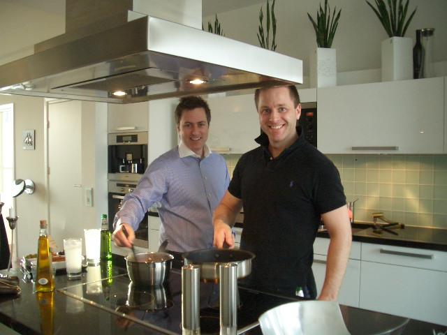 スウェーデン人男性は料理がお上手_a0159707_19362386.jpg