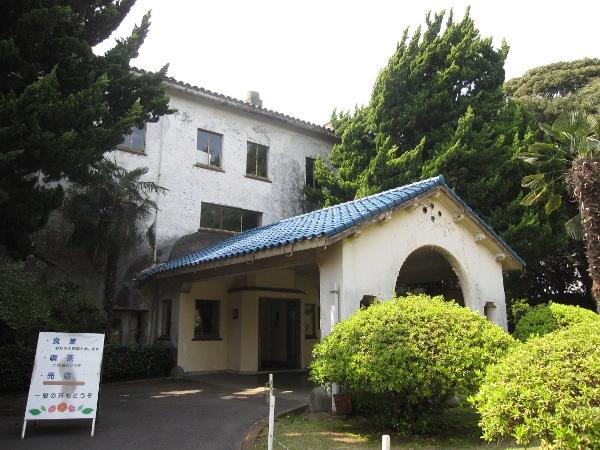 グリーンハウス(旧藤沢カントリー倶楽部クラブハウス)_d0138618_16381448.jpg