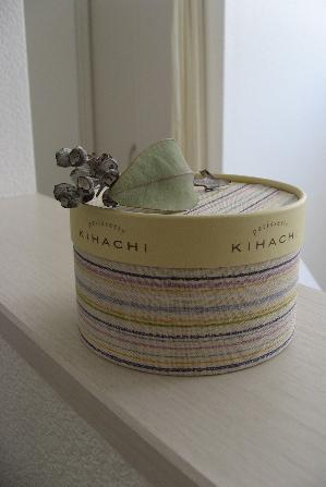 KIHACHIのお箱_f0206426_1215558.jpg