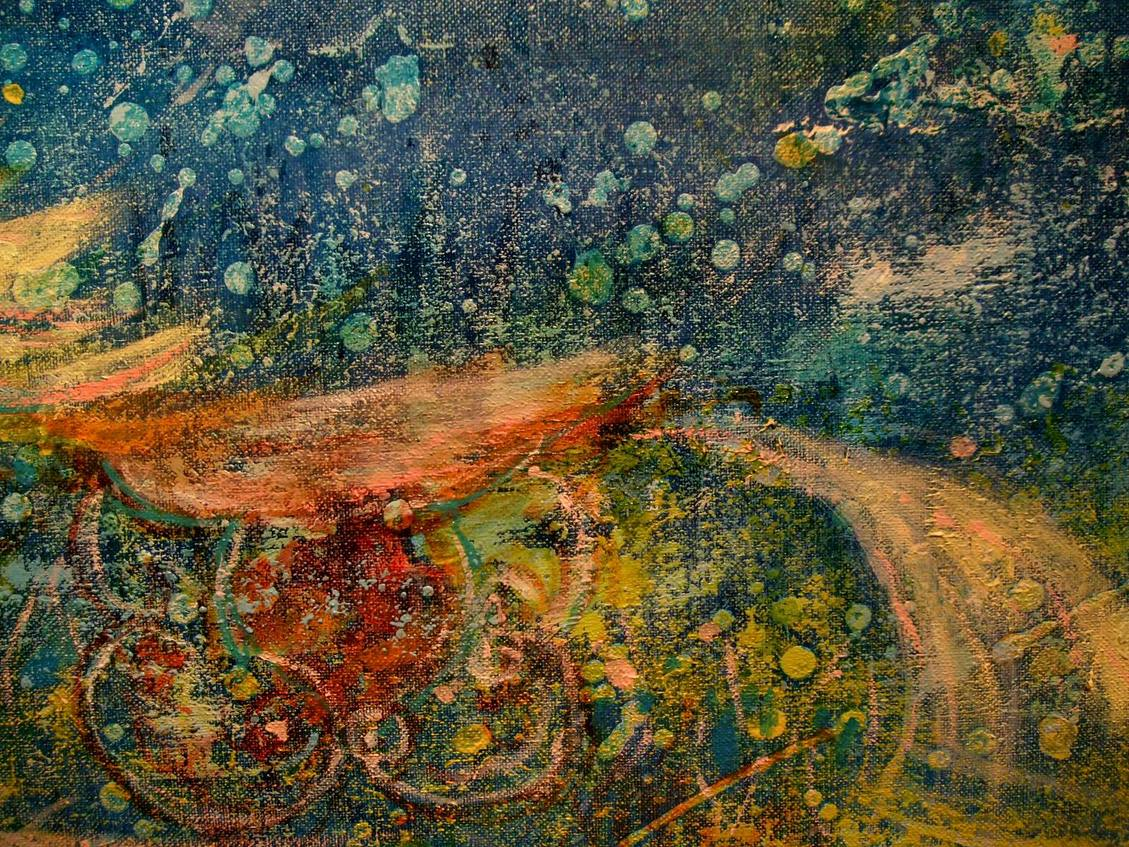 1272) 4プラ 「佐野妙子 富樫はるか・2人展  vol.5」 終了・4月10日(土)~4月18日(日)  _f0126829_14332192.jpg