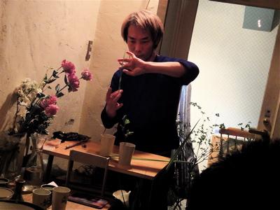 vol.761. 渋谷〈うつわ謙心〉主催〈うつらわ・ば〉_b0081338_140162.jpg