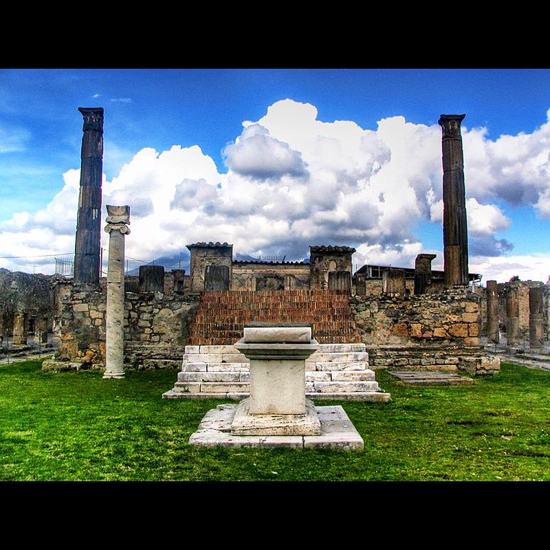イタリアの世界遺産を巡る旅 part.6「ポンペイ遺跡」_c0214542_238452.jpg