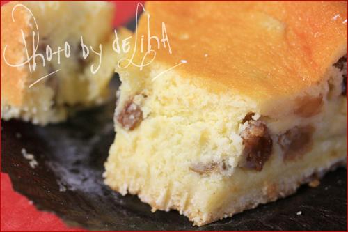 『ソルレヴァンテ』チーズケーキ【トルタ リコッタ】*表参道*_c0131054_16191734.jpg