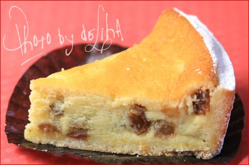 『ソルレヴァンテ』チーズケーキ【トルタ リコッタ】*表参道*_c0131054_1619742.jpg