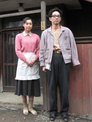 「ゲゲゲの女房」の映画は、 ドラマよりもっとすごい_c0155211_4252.jpg