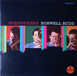Roswell Rudd / Everywhere_d0102724_22385841.jpg