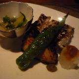ミシュラン★が光る 「La BOMBANCE(ラ・ボンバンス)」でいただいた日本料理_a0138976_16402422.jpg