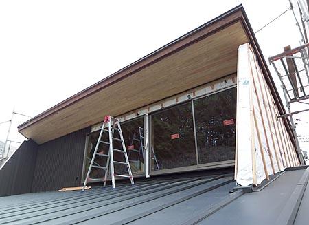 ドーマー窓 取り付け完了_d0017039_20253071.jpg