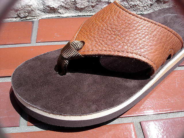 NEW : THE SANDALMAN [BEACH WIDE]     3 COLORS!!_a0132147_2204898.jpg