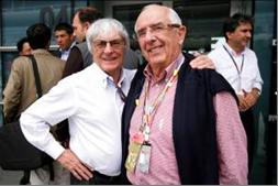 タグ・ホイヤー/ジャック・ホイヤー氏が今再び、F1グランプリへ!_f0039351_0401958.jpg