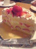 苺のケーキ_d0145857_12573470.jpg