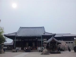 一心寺の下見に行きました_e0017689_2033713.jpg