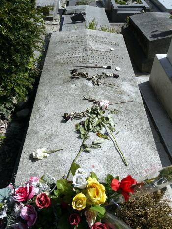 フランスの有名人のお墓一挙公開_c0090198_4275641.jpg