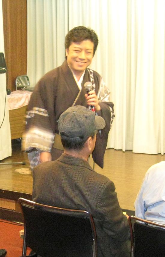 小岩音曲堂・男の旅路_b0083801_22582917.jpg