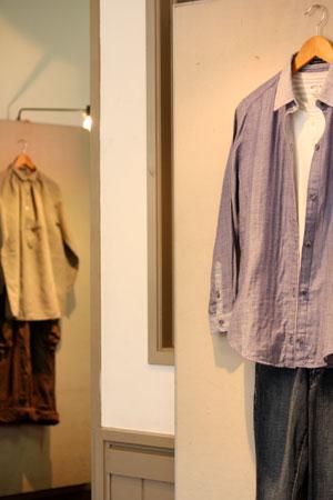 日々のシャツ展  (浜寺公園ステーションギャラリー)_c0118809_9282467.jpg