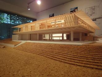 『吉村順三記念ギャラリー」の「吉村順三とアメリカ」展に行ってきました。_c0195909_7234314.jpg