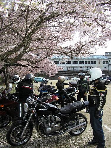 2010年4月18日 高遠 桜ツーリング<2010-NO3>  _d0038712_0473382.jpg