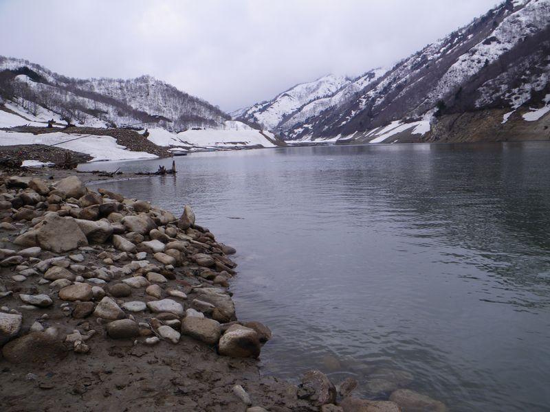 銀山湖解禁行ってきました by Bench.Jr_e0150433_13594569.jpg