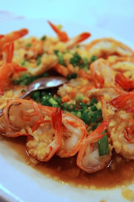 おいしい香港♪ ~シャコ食べに行こう! 金山海鮮酒家~_d0145934_1348957.jpg