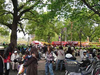 今年の「造幣局桜の通り抜け」♪_d0136282_19453984.jpg