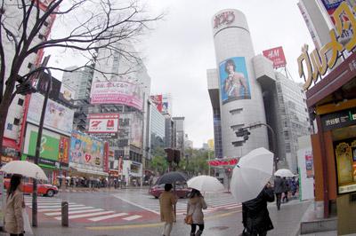 4月22日(木)今日の渋谷109前交差点_b0056983_13142297.jpg