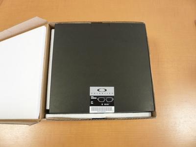 OAKLEYエリートコレクションC SIX Aluminium入荷!_c0003493_932620.jpg