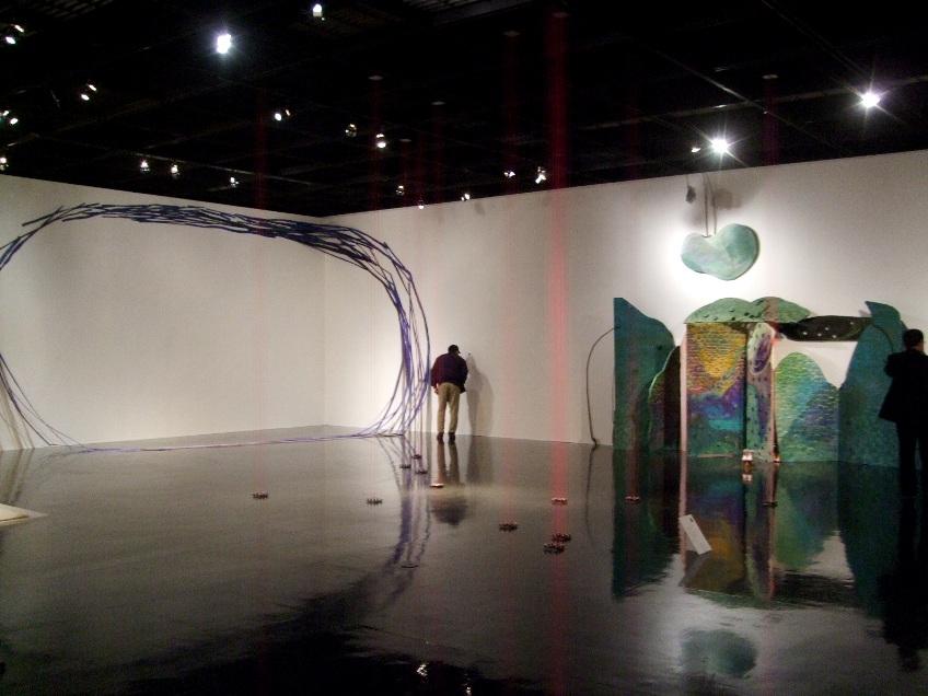 1277) ②近代美術館 「水脈の肖像 09 -日本と韓国、二つの今日」 終了・12月5日(土)~12月13日(日)_f0126829_19323543.jpg