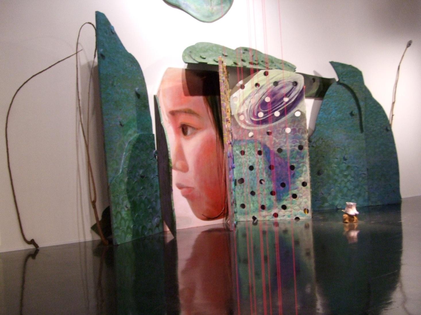 1277) ②近代美術館 「水脈の肖像 09 -日本と韓国、二つの今日」 終了・12月5日(土)~12月13日(日)_f0126829_2025476.jpg
