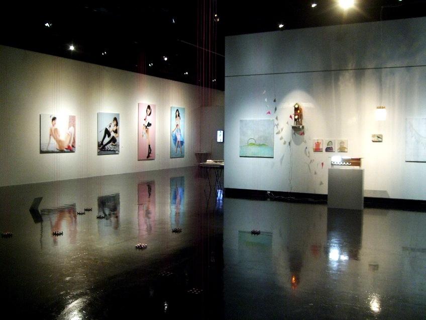 1277) ②近代美術館 「水脈の肖像 09 -日本と韓国、二つの今日」 終了・12月5日(土)~12月13日(日)_f0126829_20551983.jpg