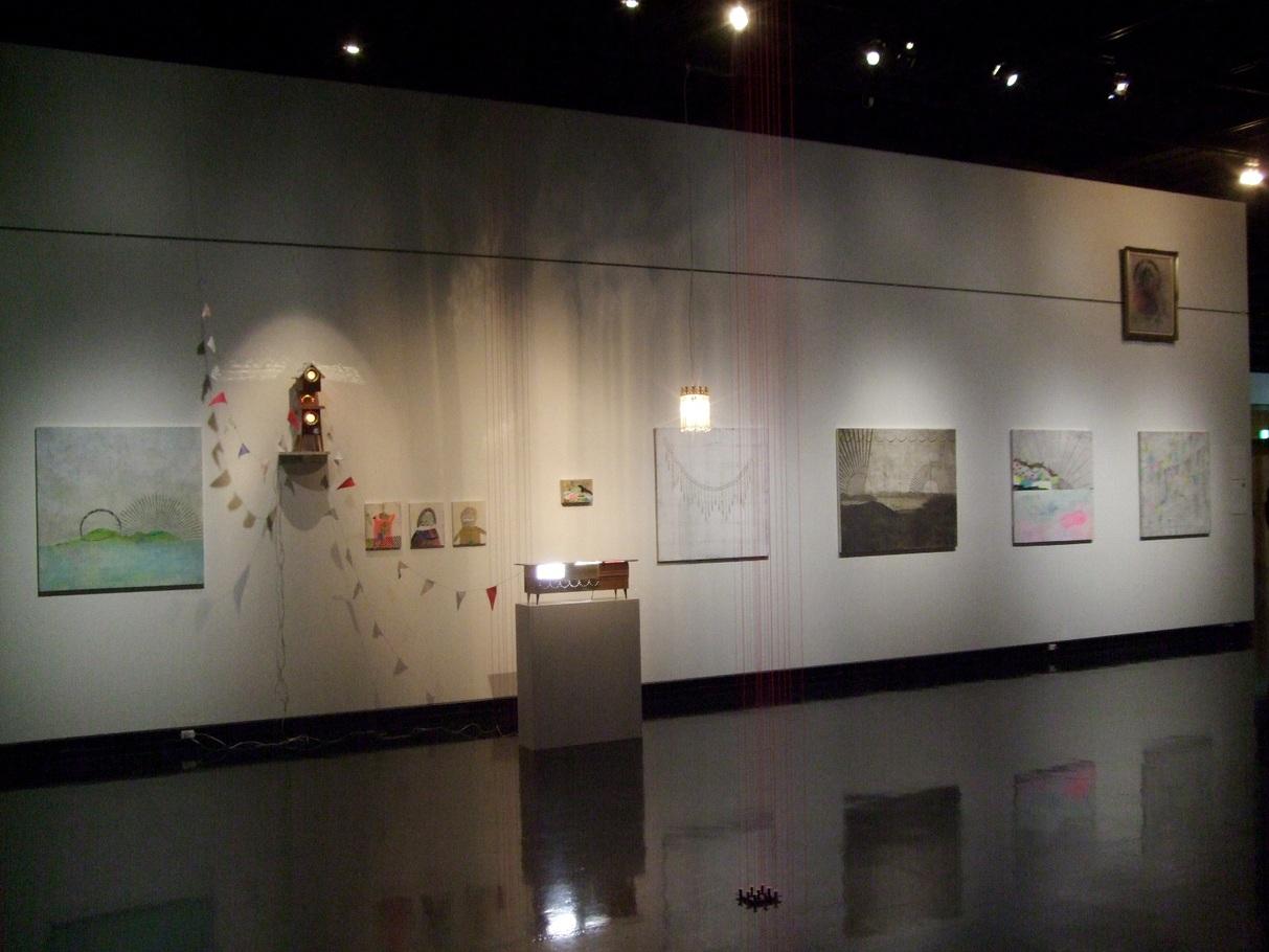 1277) ②近代美術館 「水脈の肖像 09 -日本と韓国、二つの今日」 終了・12月5日(土)~12月13日(日)_f0126829_2071644.jpg