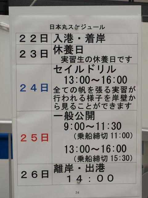 日本丸入港_d0153062_94156.jpg