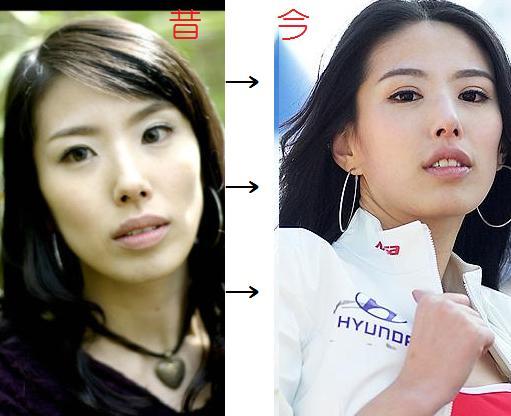 韓国美人レースクィーン ユンギョン_f0158064_14282817.jpg