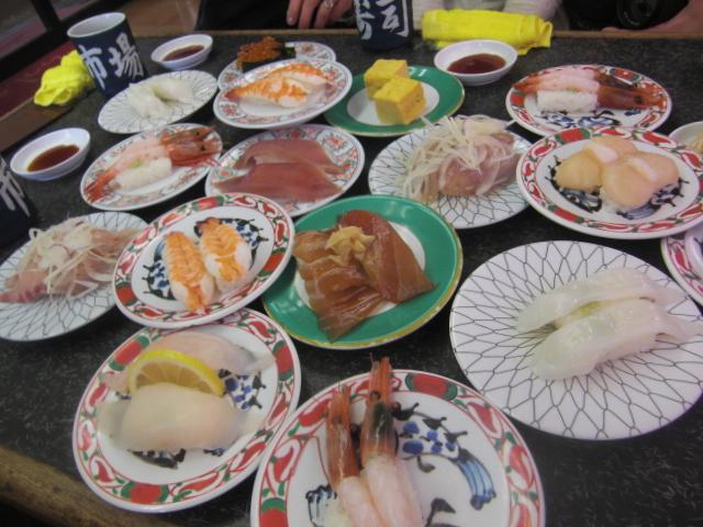 お寿司をいただきに。。_c0169287_1211376.jpg