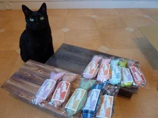 猫の森オフラインショッピングゆきねこショップ のぇるろった編。_a0143140_1920678.jpg