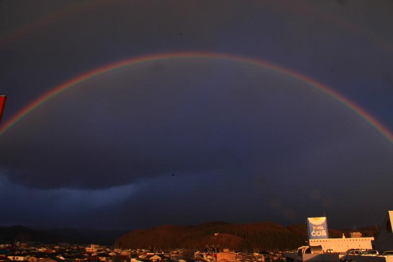 雨のち虹_f0075075_20103127.jpg